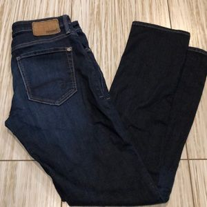 Mavi women's slim straight jeans size 28x31